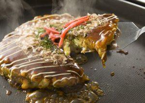 Okonomiyaki – Bánh xèo Nhật Bản